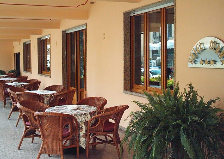 Hotel Diana - Esterno struttura