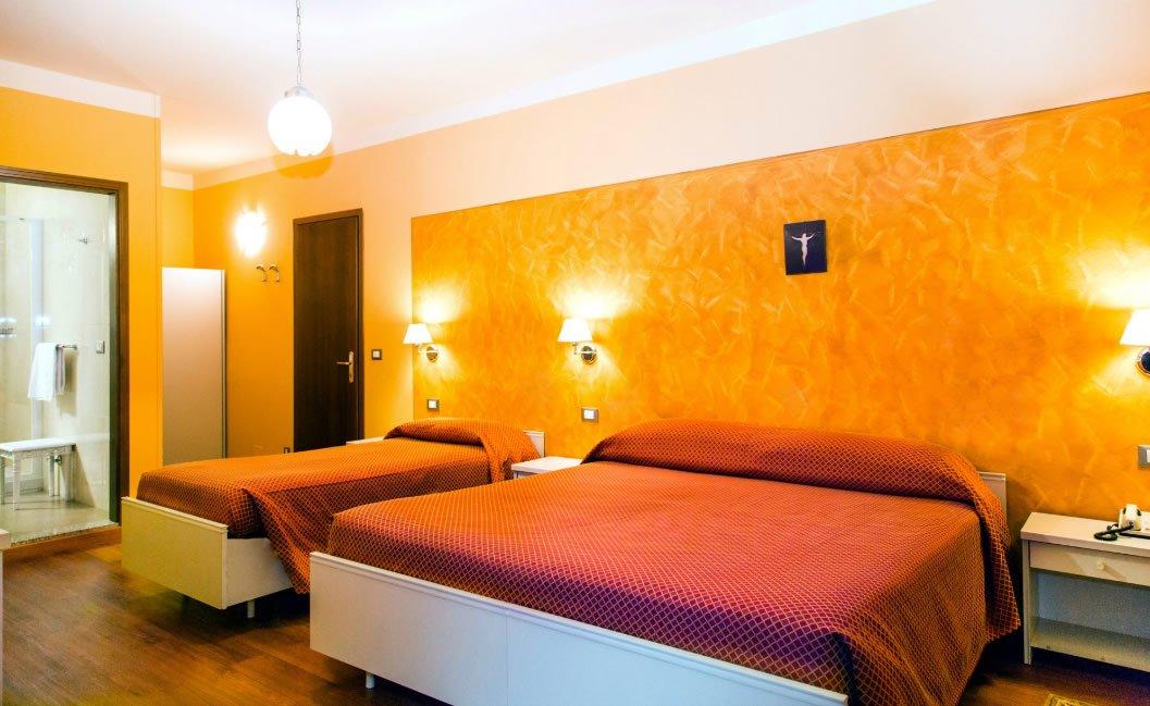 Hotel Diana - Una camera