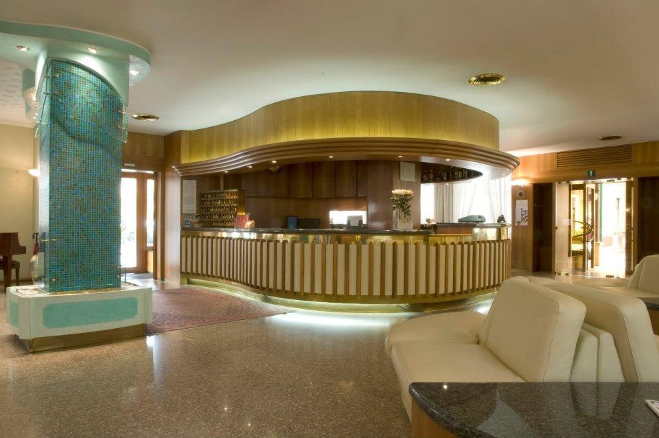 Hotel Milano (Boario) - Hall