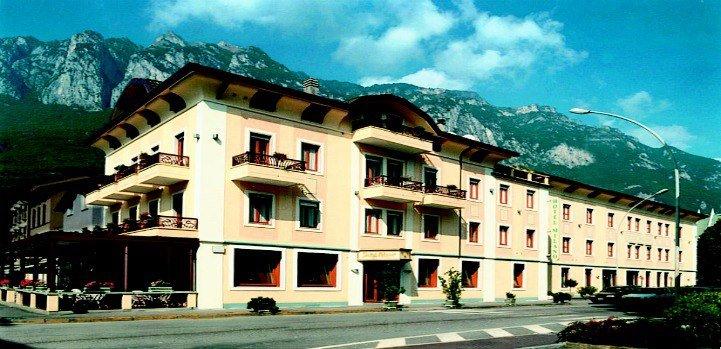Hotel Milano (Boario) - Esterno struttura