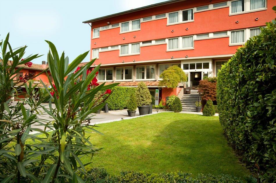 Hotel San Martino - La struttura