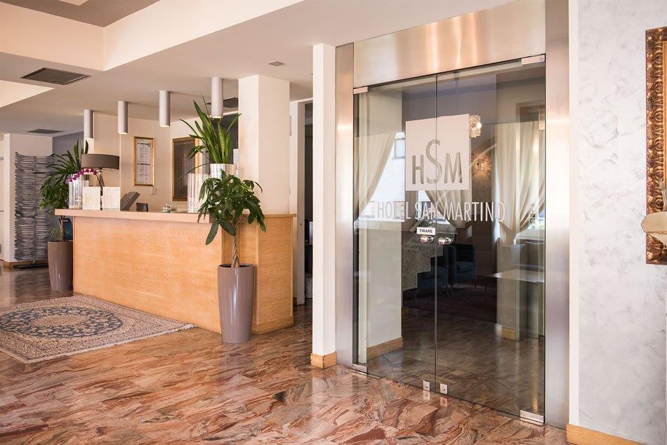 Hotel San Martino - Hall