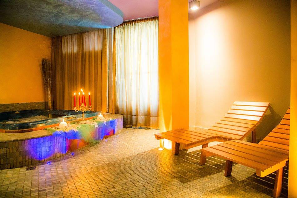 Hotel San Martino - Vasca idromassaggio