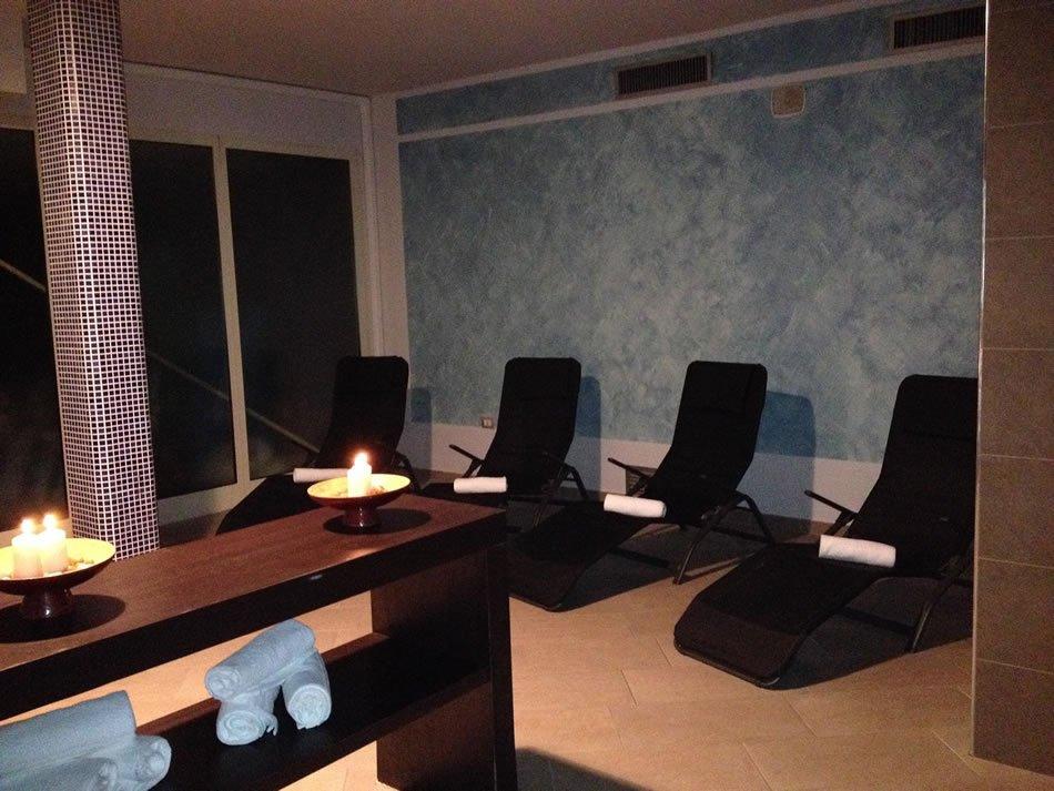 Hotel San Martino - Area relax